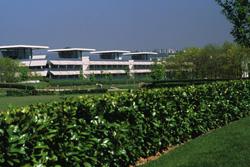 Siège Andra (Agence Nationale pour la gestion des Déchets Radioactifs) à Châtenay Malabry