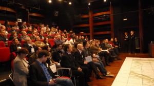 Conférence de présentation des usages de la RA- Crédit photo Nicéphore Cité
