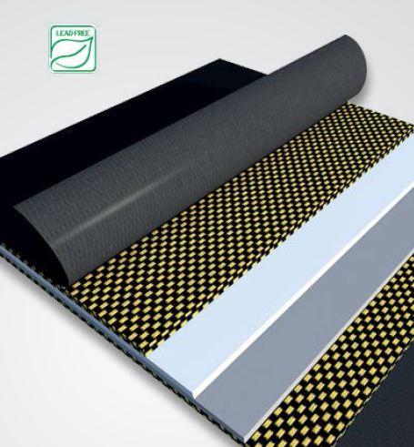 NOVASHIELD® Matériau souple de radioprotection sans plomb