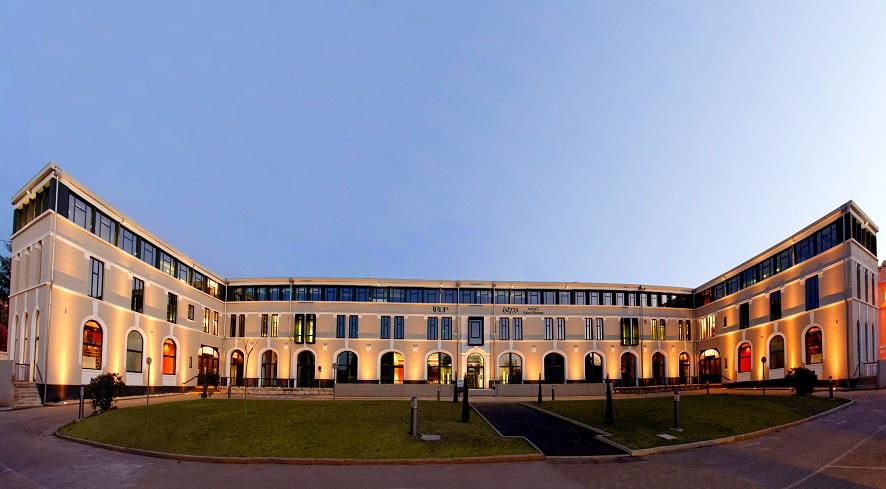 Campus industriel à Saint Etienne