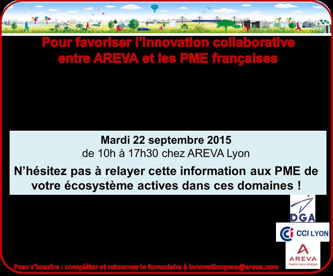 AREVA Innovation PME