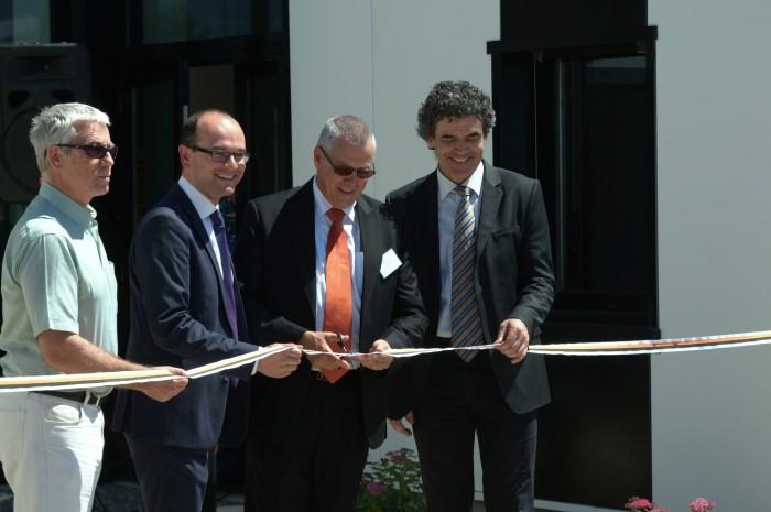 Inauguration locaux Fluidexpert