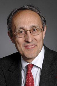Bernard Bigot - Directeur Général d'ITER Organization © CEA - L. Godart