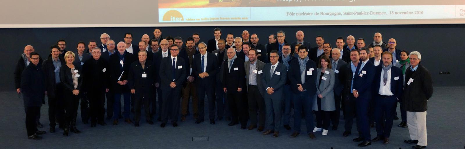 Journées des adhérents - Projet ITER