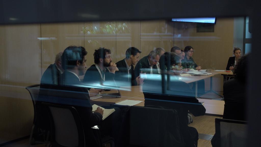 Commission numérique - réunion