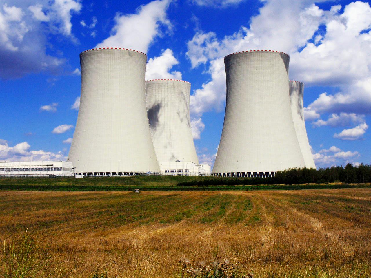 Centrale nucléaire de Chimney