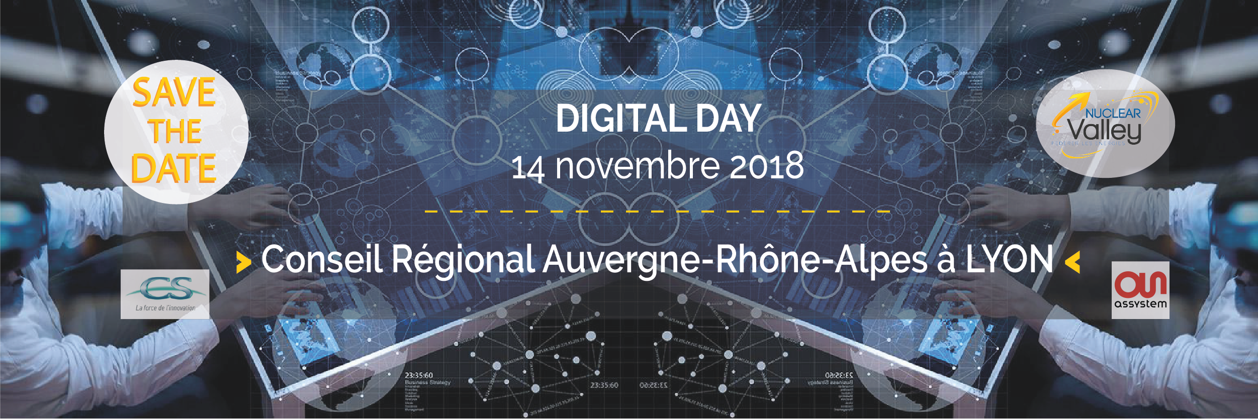 Participez au Digital Day !